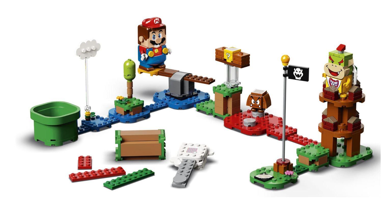Preventa con regalo de Lego Super Mario