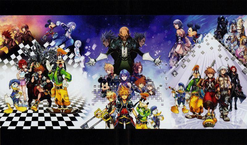 Saga Kingdom Hearts para Xbox en descuento
