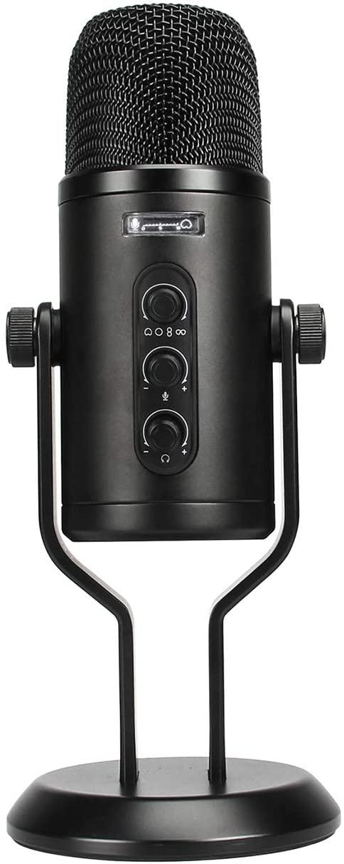 AmazonBasics Micrófono condensador