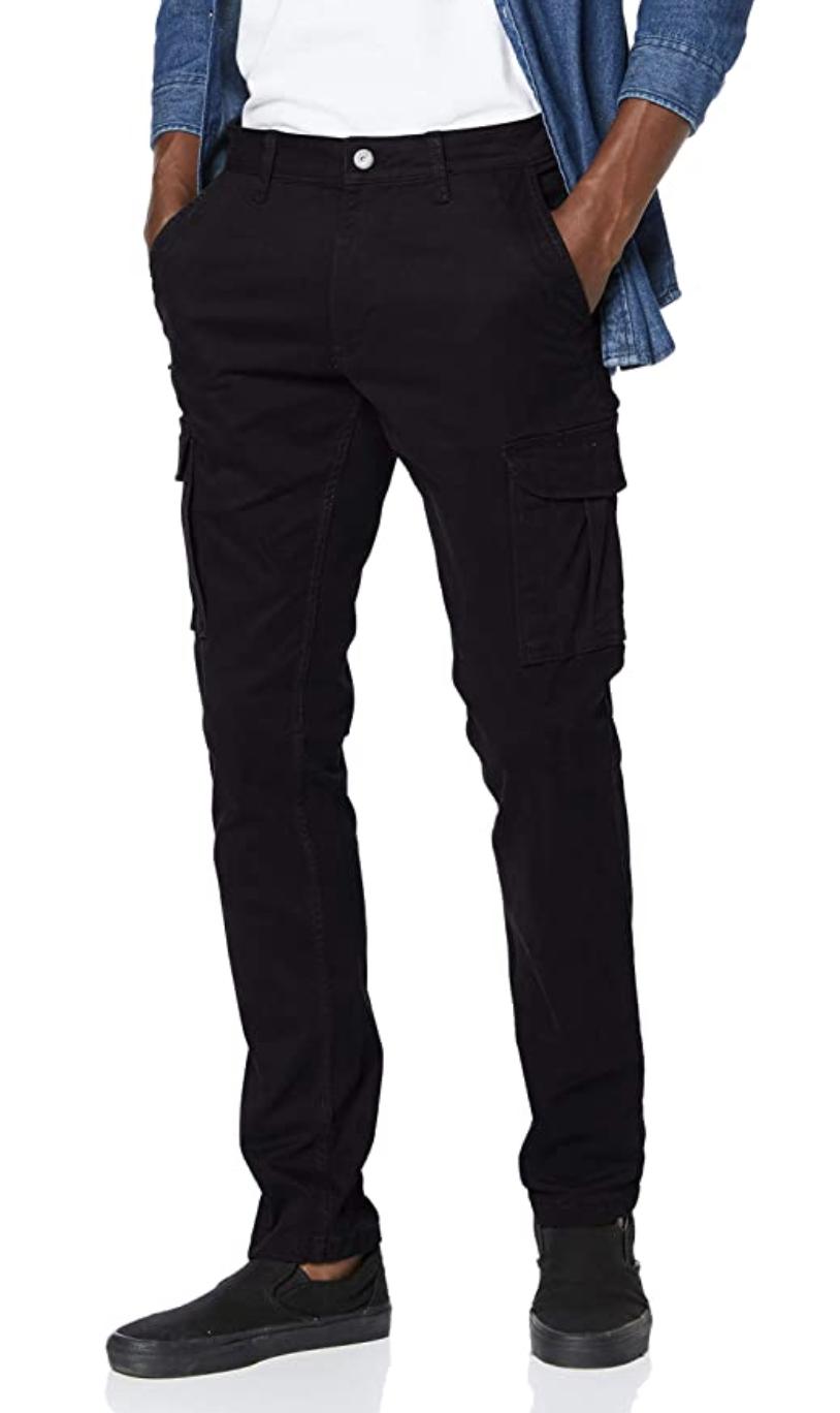 Pantalones negros hombre Napapijri Talla 29