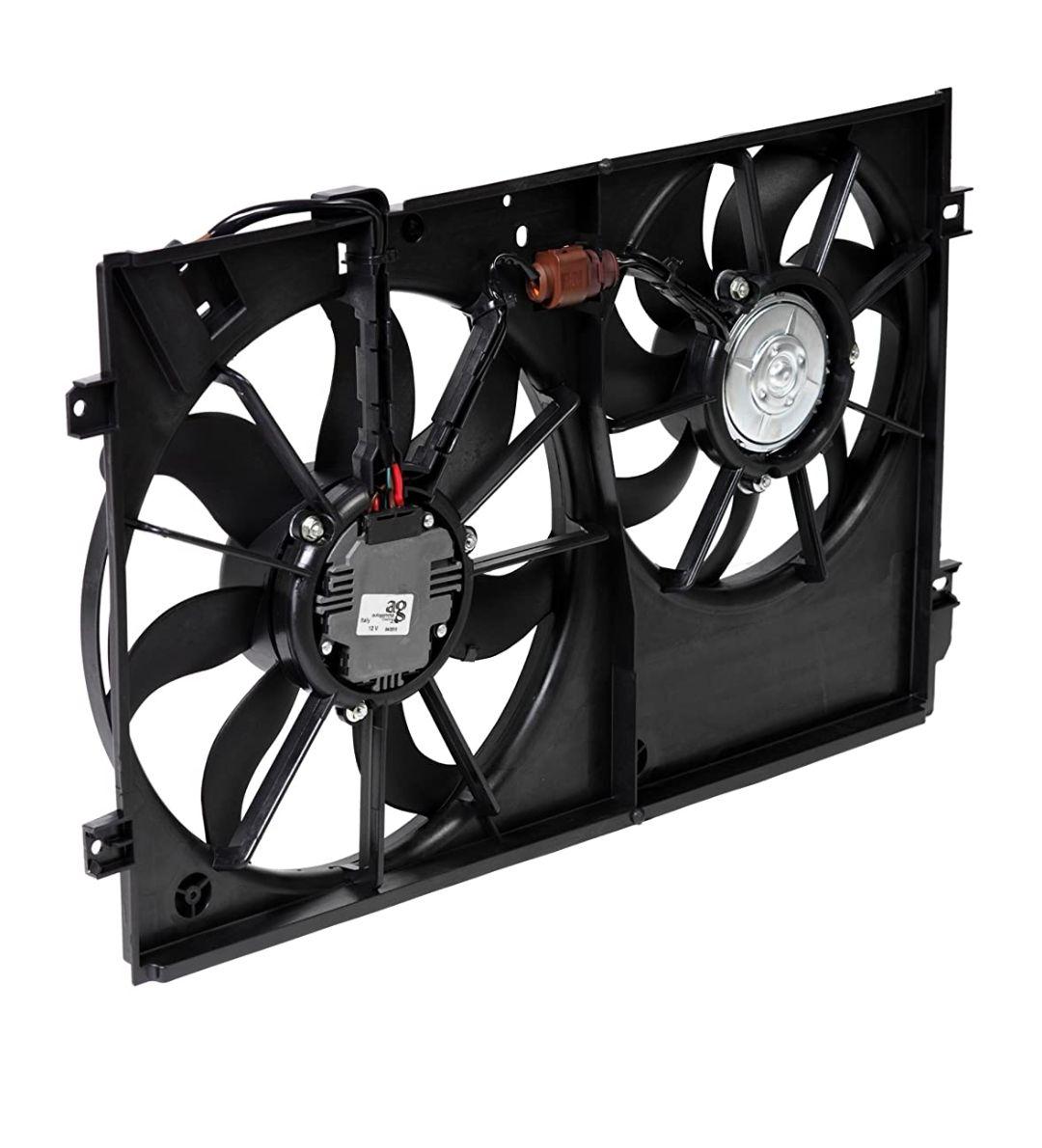 NRF 47004 Ventilador, refrigeración del motor