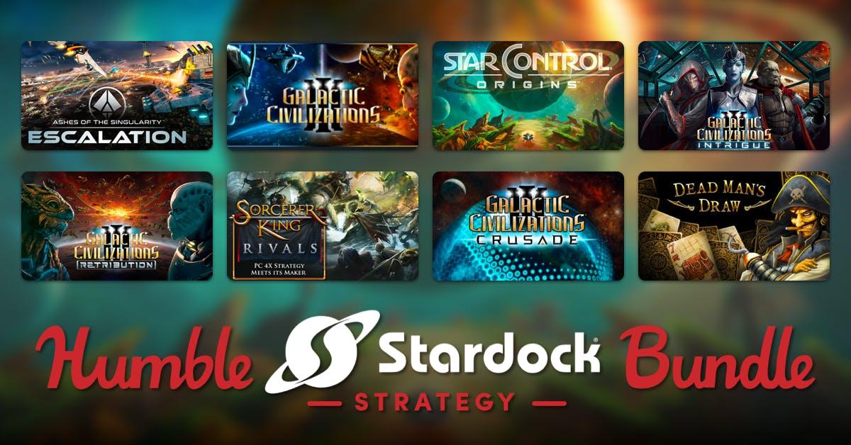 Nuevo Humblebundle de Stardock Strategy desde 1€