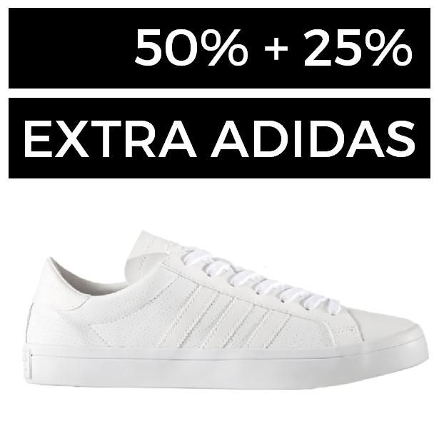 25% de descuento extra en el Outlet de Adidas Originals