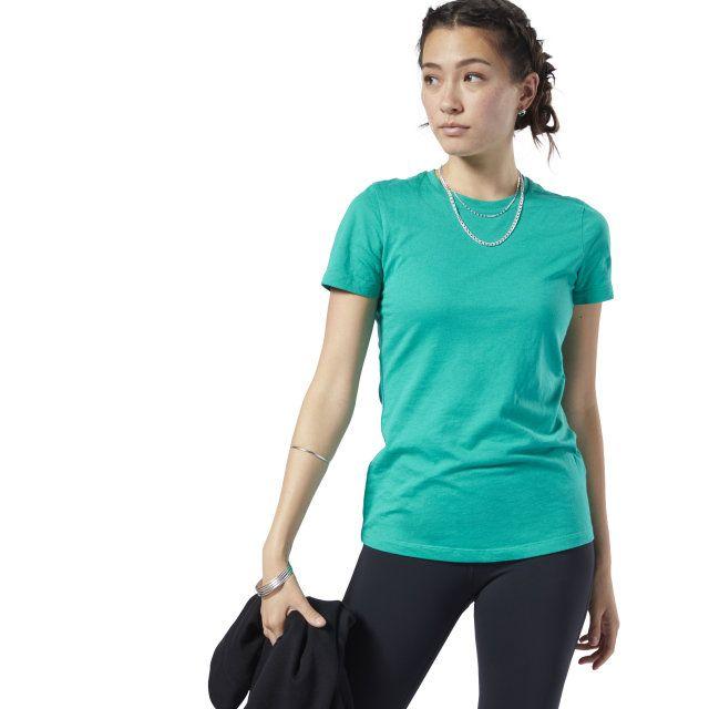 Camiseta mujer Reebok