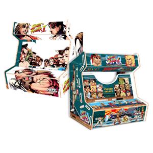 Mueble arcade mini: Street Fighter, Nintendo Switch (NO Lite)