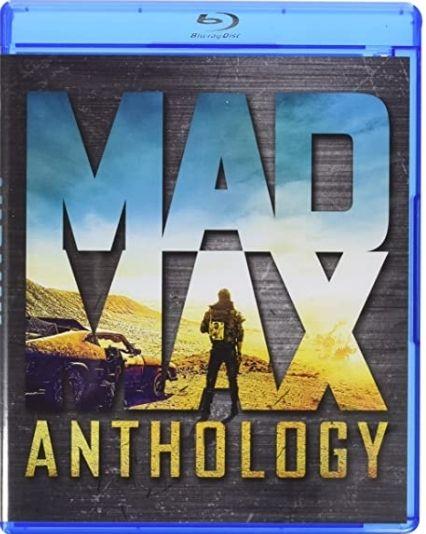Pack Mad Max - Anthology (4 Blu-Ray) - Ed. Italia