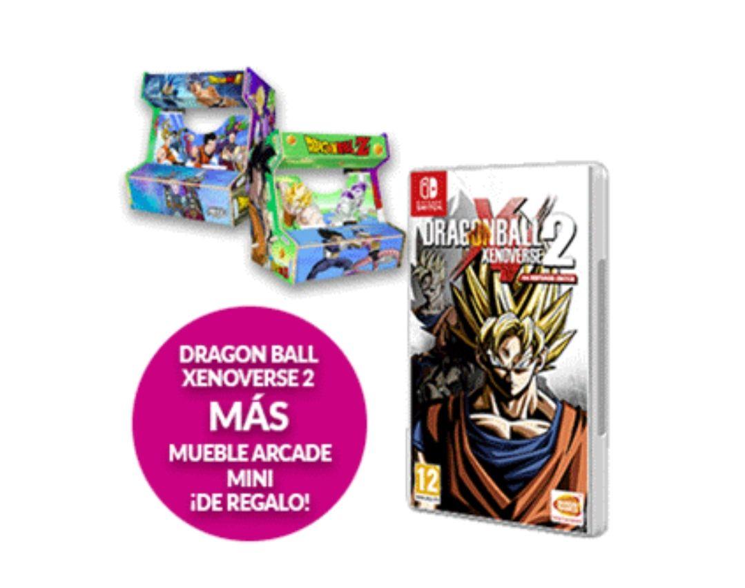 Dragon Ball Xenoverse 2 + Arcade Mini