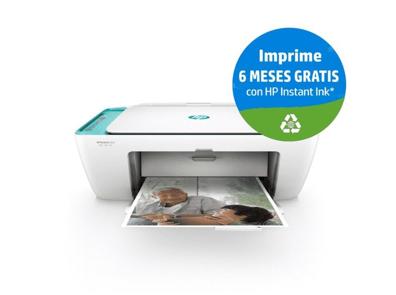 Impresora multifunción - HP DeskJet 2632