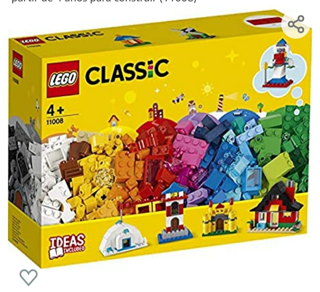 Pack Lego creator 11008