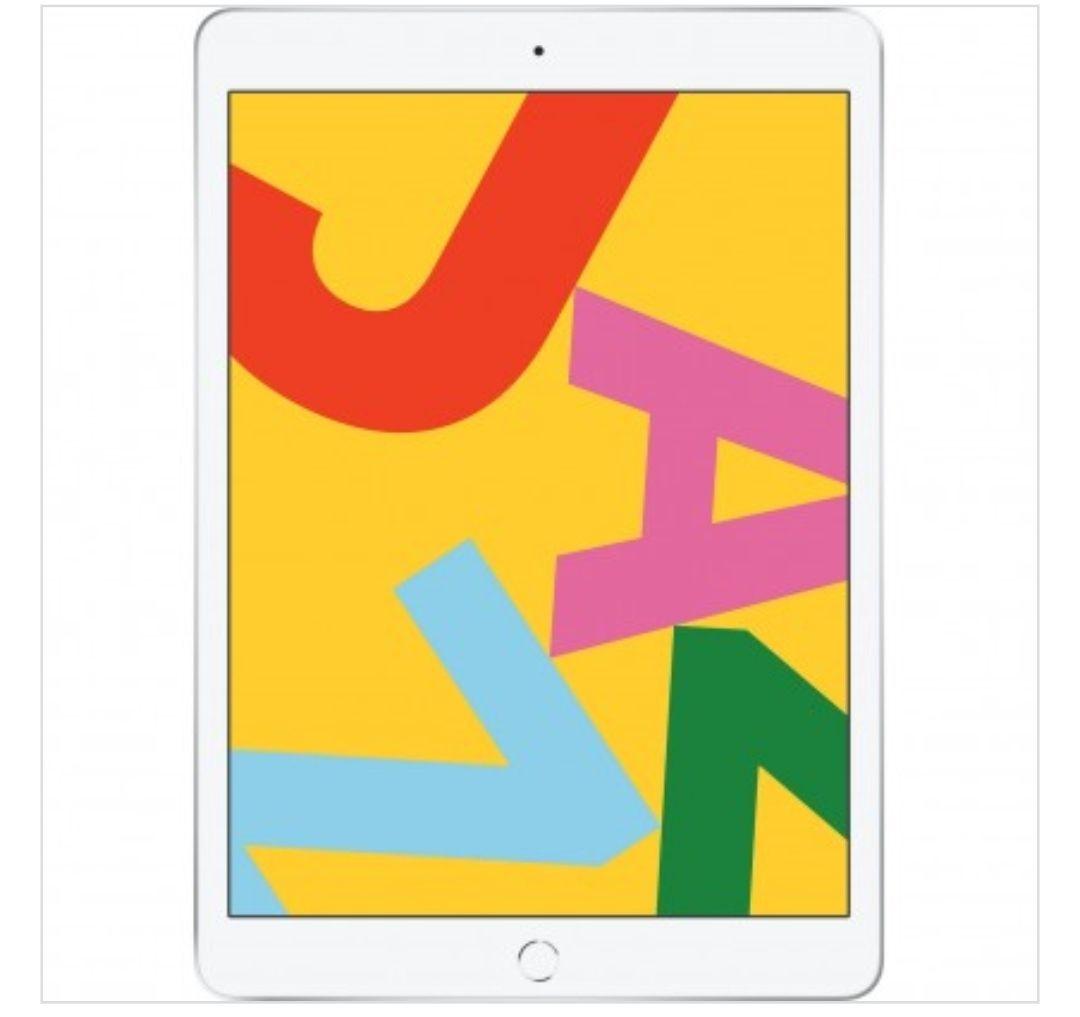 Apple iPad 10.2 (2019) 32GB Wifi - Plata