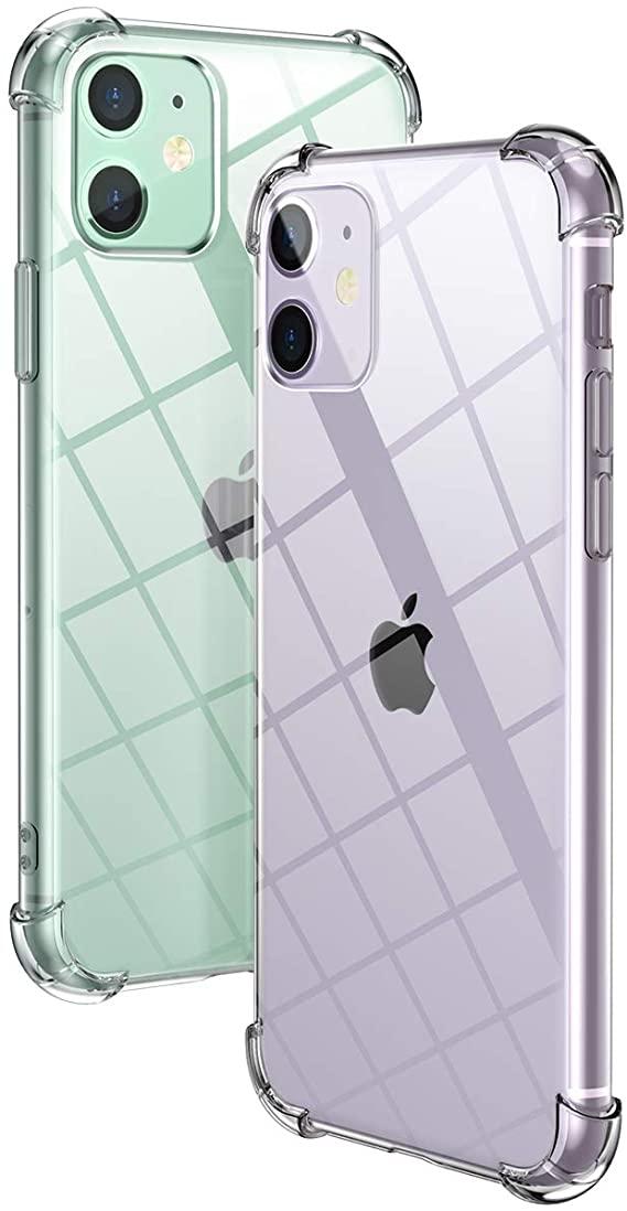 Funda transparente para Iphone 11 de Ugreen