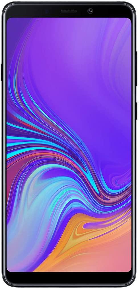 Samsung Galaxy A9, 6 GB/128 GB,Negro - Mínimo histórico.