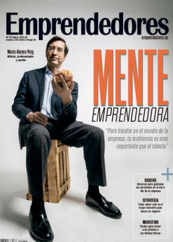 Revista Emprendedores: meses de marzo y abril (GRATIS)
