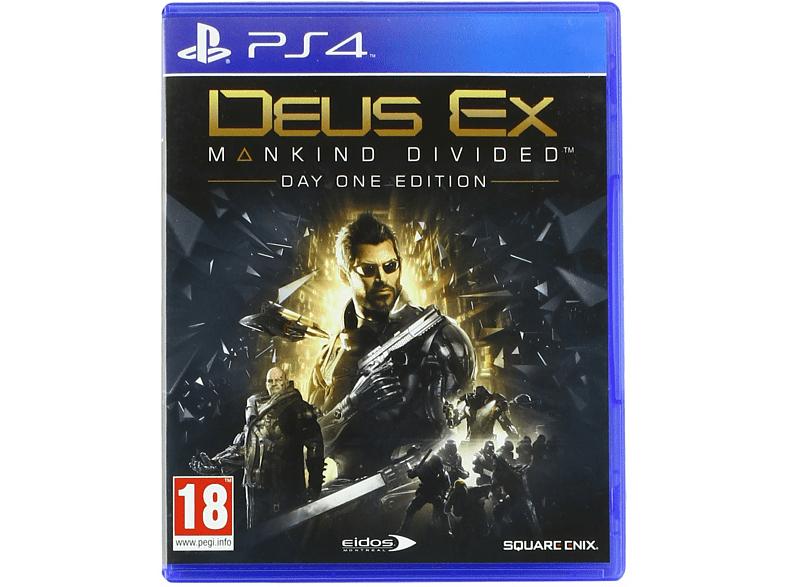 JUEGO DEUS EX PS4 CASTELLANO 5€