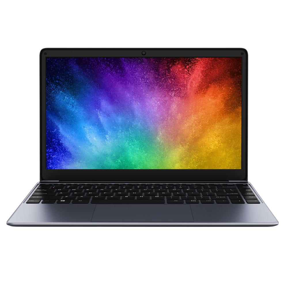 CHUWI HeroBook Laptop 14.1 pulgadas Intel Atom x5-E8000 4GB DDR3 64GB EMMC Intel HD Gráficos N3000 - Gris oscuro