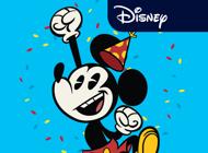 Stickers de Disney GRATIS (iOS)