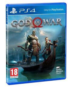 God of War. Ps4 Hits