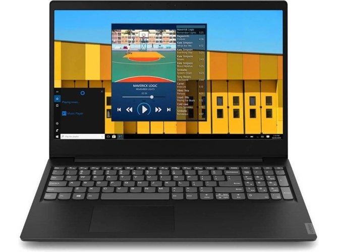 Ordenador IdeaPad S145-15IWL con Intel i7 y 512GB SSD