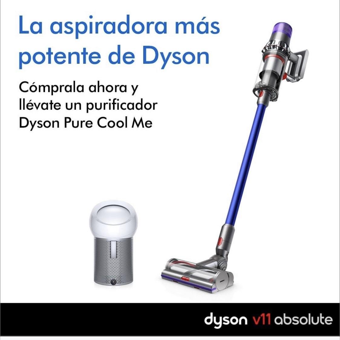 Dyson v11 Absolute + purificador