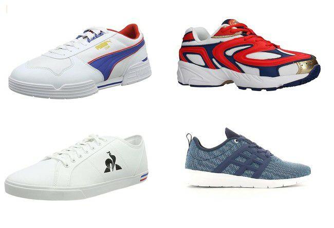 Chollos en tallas sueltas de zapatillas New Balance, Puma o Fila por menos de 30 euros en Amazon