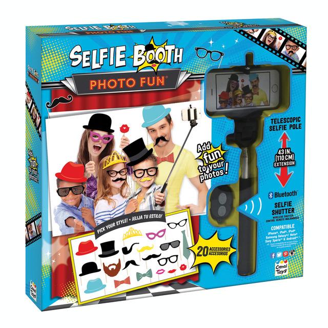 Kit para Selfies divertidos para niñ@s