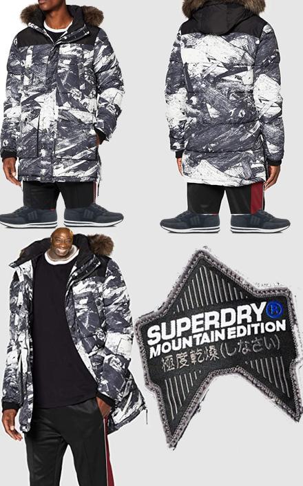 Superdry SD Explorer Parka Hombre (desde 46€)
