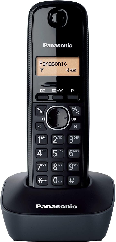 Panasonic KX-TG1611SPH - Fijo Inalámbrico (Reacondicionado)
