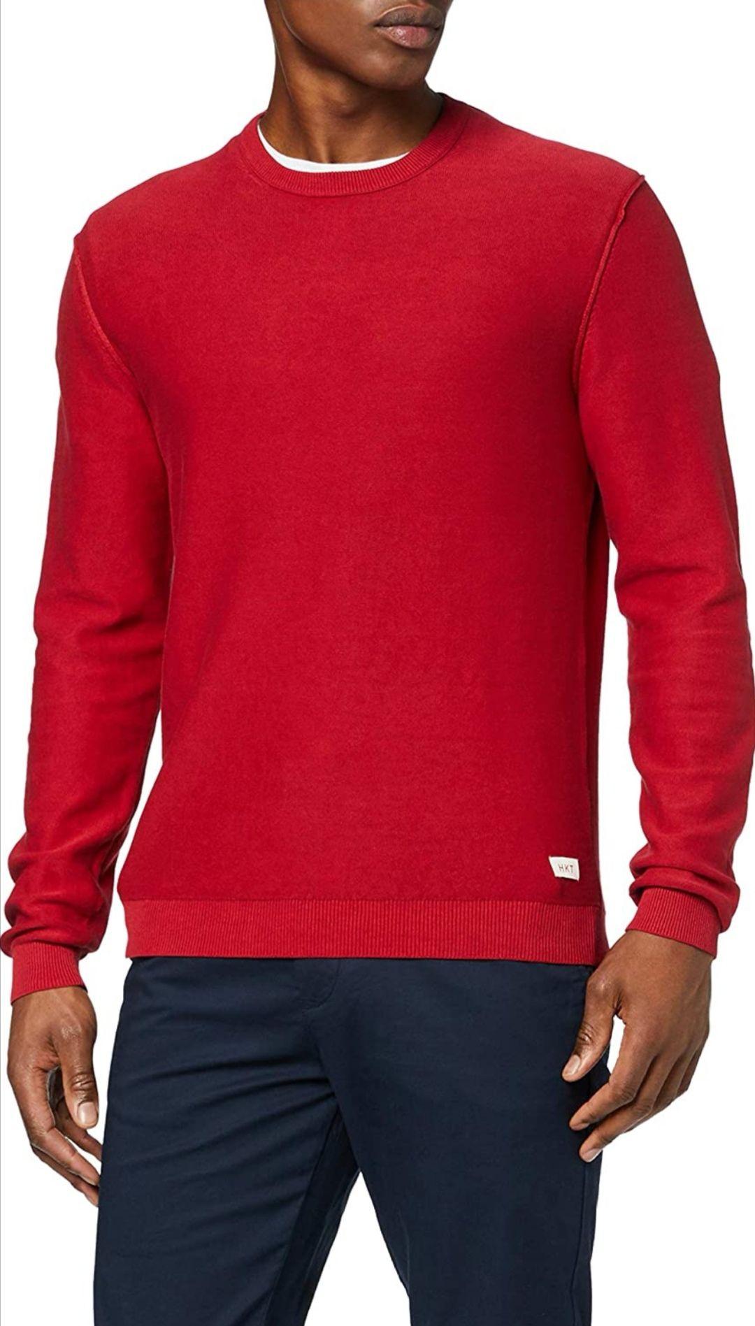 Jersey de algodón Hackett talla S