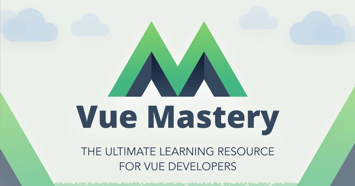 Vue Mastery una Semana Gratis (VueJS)