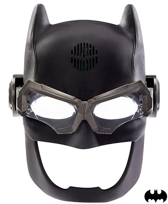 JUSTICE LEAGUE- Batman Casco 2 En 1