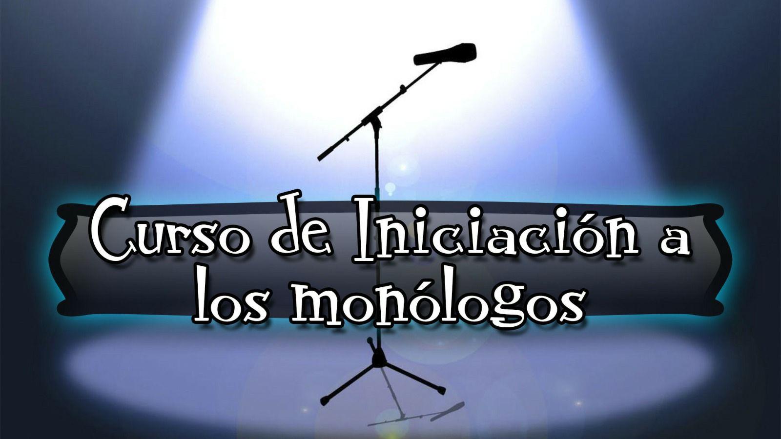 Curso de monólogos online