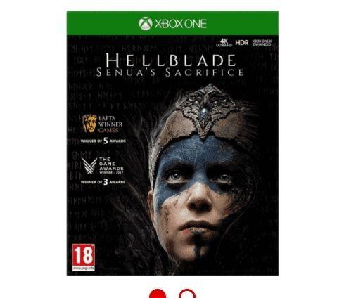 Xbox One Hellblade: Senua S Sacrifice