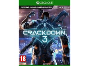 CRACKDOWN 3. XBOX ONE