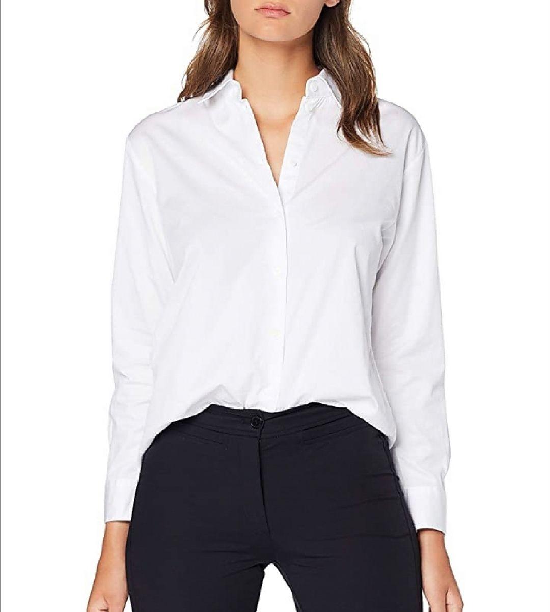 Seidensticker. Blusa de mujer 100%algodón