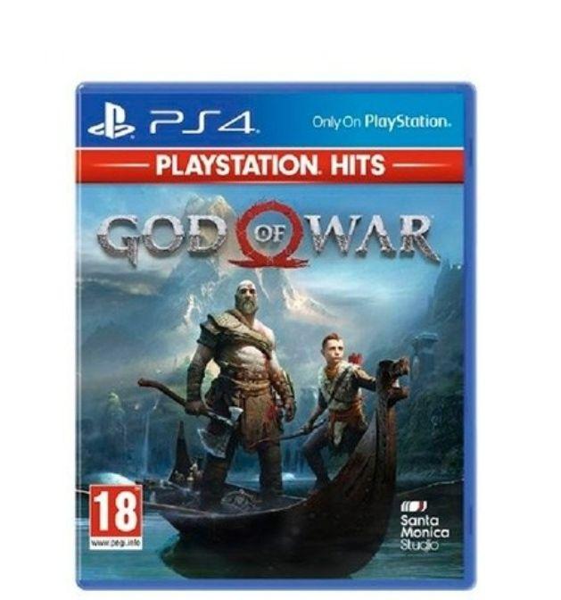 Ps4 Hits God Of War