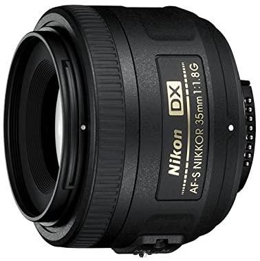 NIKON objetivo 35mm DX 1.8