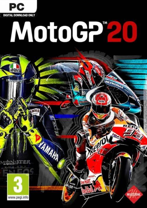Precompra de Moto GP20 para PC