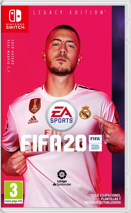 FIFA 20 SWITCH (digital)