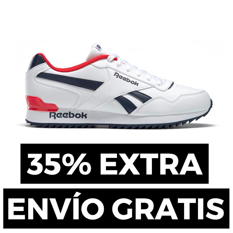 35% EXTRA en Reebok y envío GRATIS