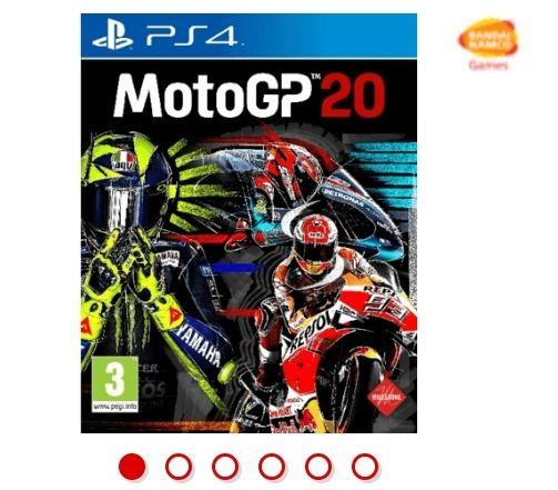 PS4/Xbox MotoGP 20 (23 de abril)