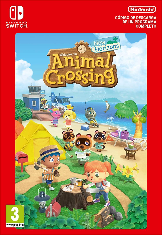 Animal Crossing Nintendo Switch solo hasta las 20:30