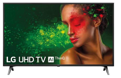 "TV LG 65"" 4K Inteligencia artificial solo 541€"