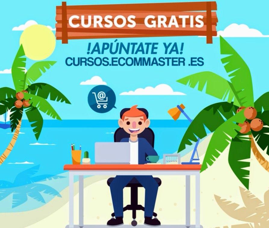 Ecommaster pone en abierto todos sus cursos gratis mientras dura la crisis del COVID-19