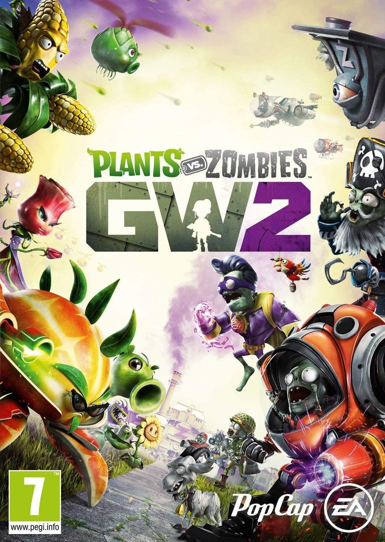 PLANTS VS ZOMBIES GARDEN WARFARE 2 y BATTLEFIELD 1
