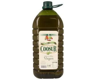 Aceite de oliva virgen Coosur 5l