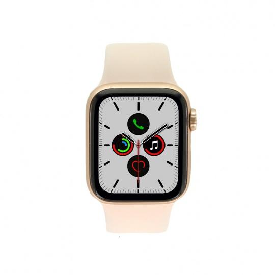 Apple Watch Series 5 - caja de aluminio en oro 40mm