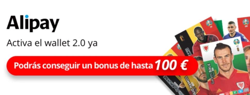 1€ de saldo para AliExpress sin compra mínima (Promoción de llegada de AliPay a Europa)