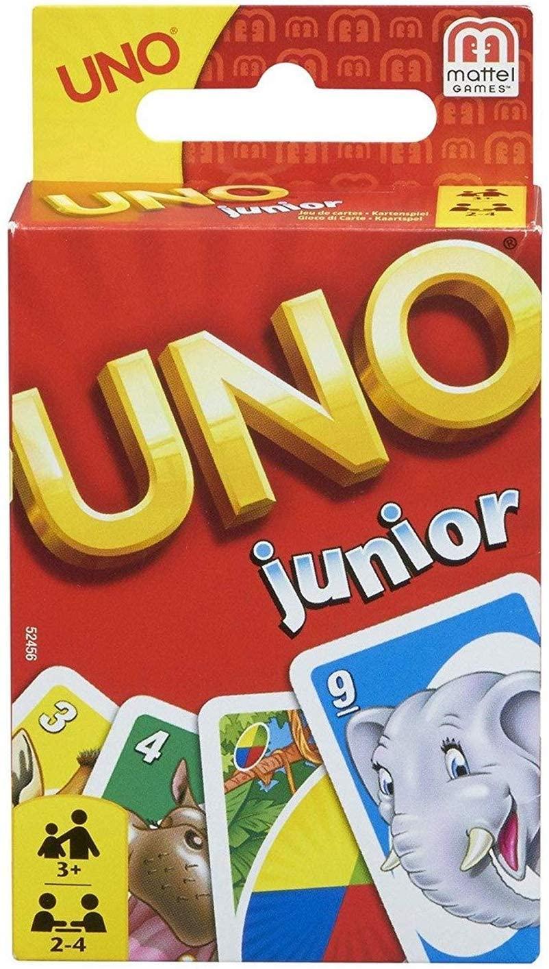 UNO Junior a muy buen precio