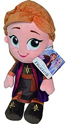 Peluche 30cm Frozen 2 Anna