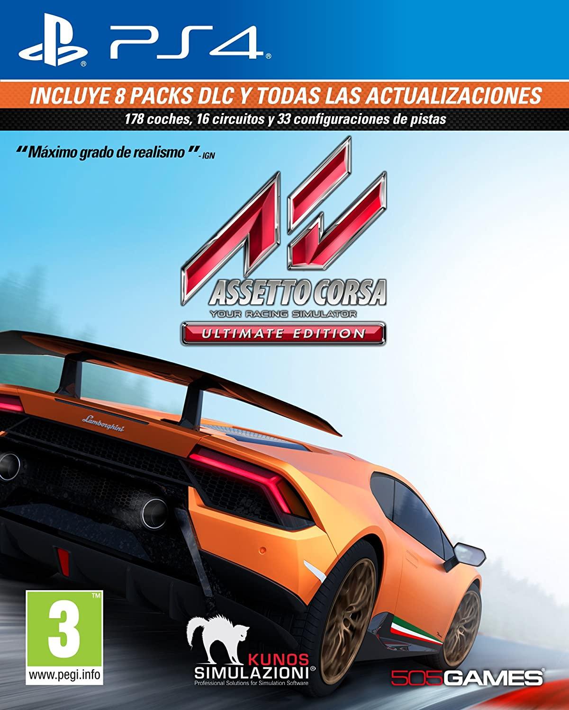 Asseto Corsa Ultimate Edition